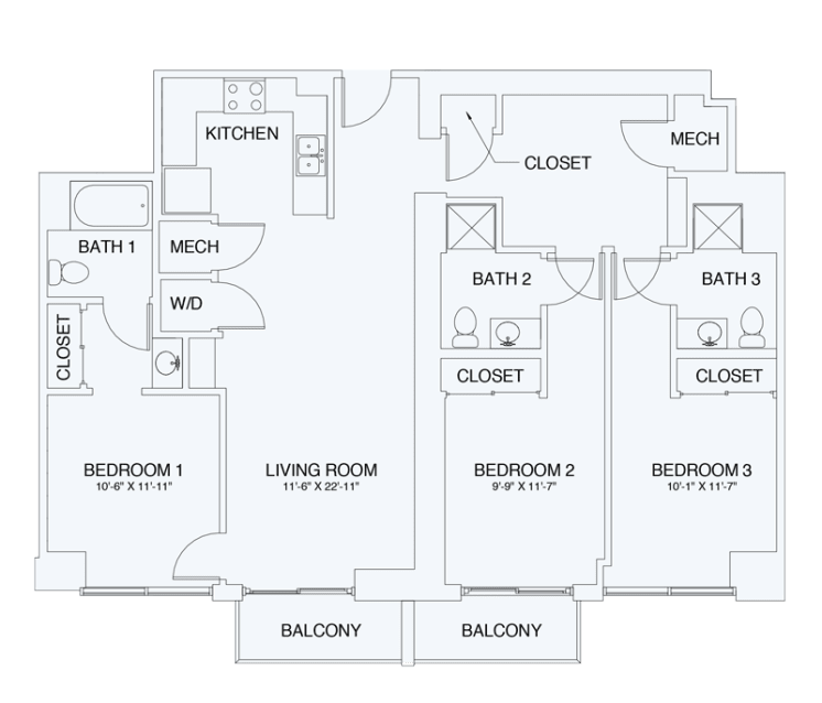 Floor Plan  C3, opens a dialog