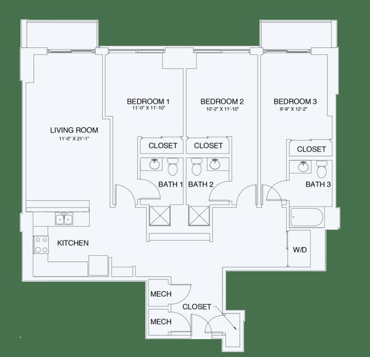 Floor Plan  C5, opens a dialog