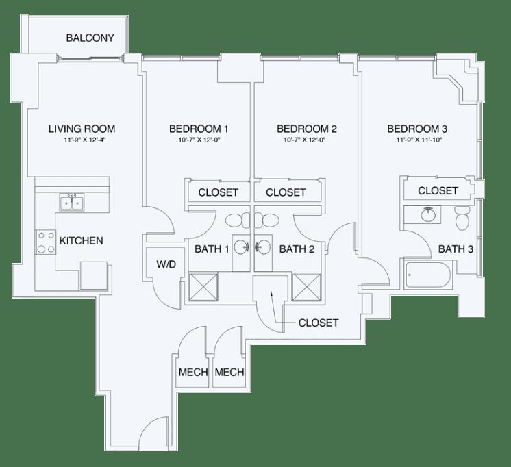 Floor Plan  C6, opens a dialog