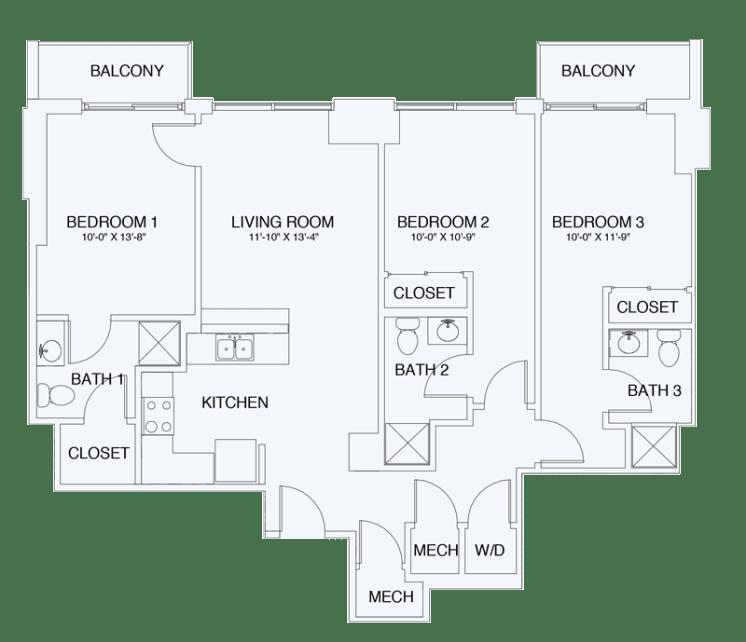 Floor Plan  C7, opens a dialog