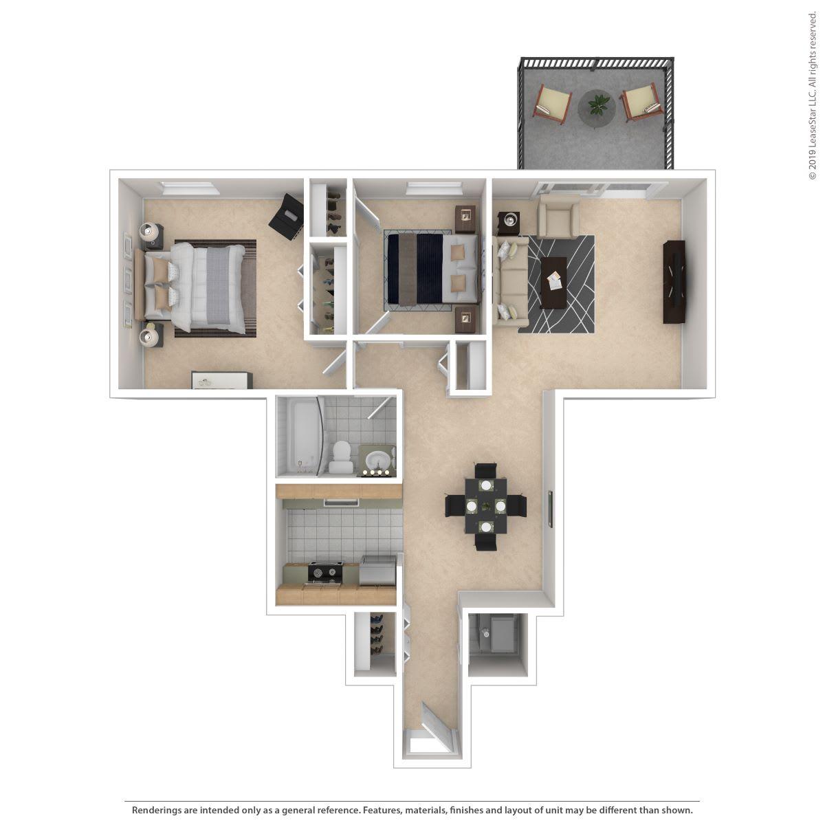 Floor Plan  2A -Classic, opens a dialog