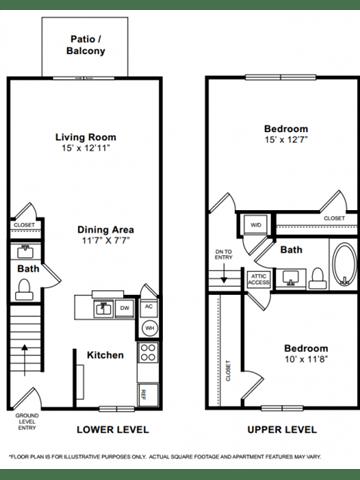 Floor Plan  Floorplan at Windsor Ridge at Westborough, 1 Windsor Ridge Drive, Westborough, MA 1581, opens a dialog
