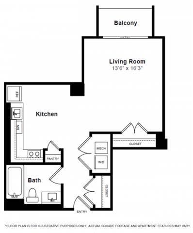 The Manhattan | Studio, 1, 2 & 4 Bedroom Apartments in ...