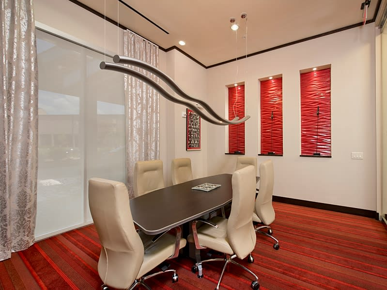 At Domain by Windsor, TX 77077 Business Center with Executive Conference Room