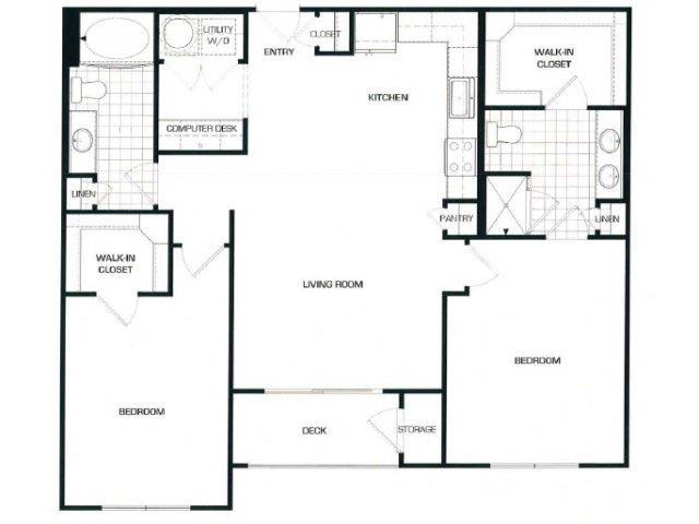 Floor Plan  Floorplan At Domain by Windsor, TX 77077, opens a dialog