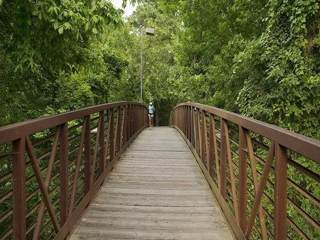 Domain by Windsor,1755 Crescent Plaza, TX 77077 Walking Distance To Terry Hersey Park with Walking and Biking Trails