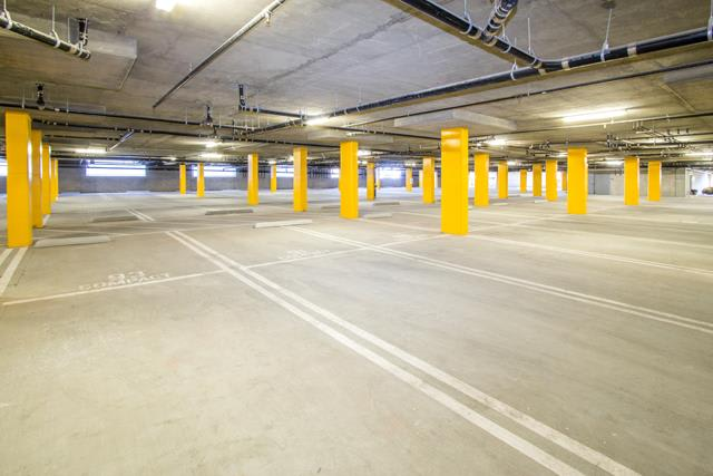 parkingspace included at Le Blanc Apartment Homes, Canoga Park, CA