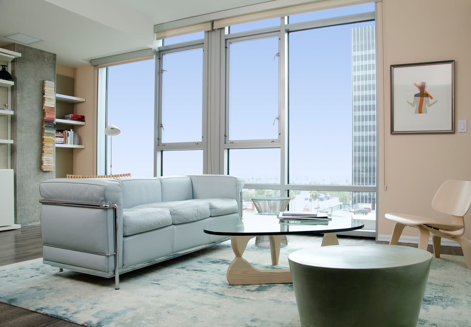Sweeping Views of Hollywood & Downtown Los Angeles