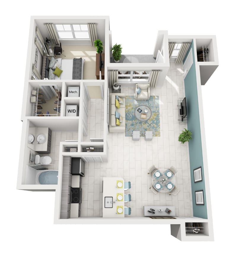 Floor Plan  Allure