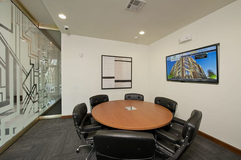 Conference Room at Midtown Houston by Windsor, Houston, TX