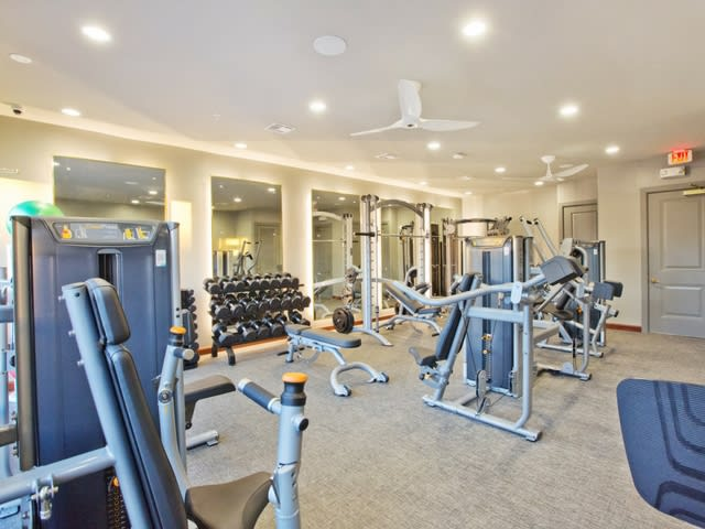 State-of-the-Art Fitness Centerat Midtown Houston by Windsor, Houston, 77002