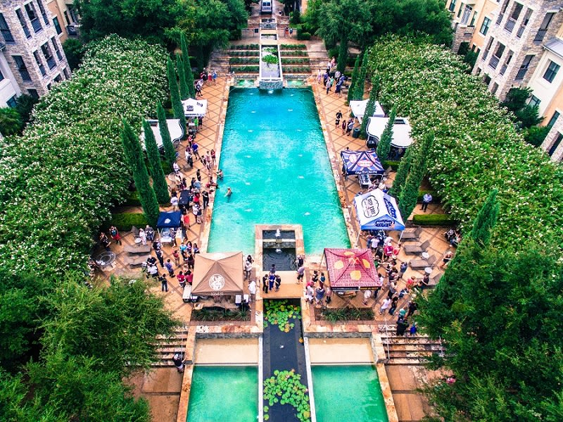 The Verandah Pool