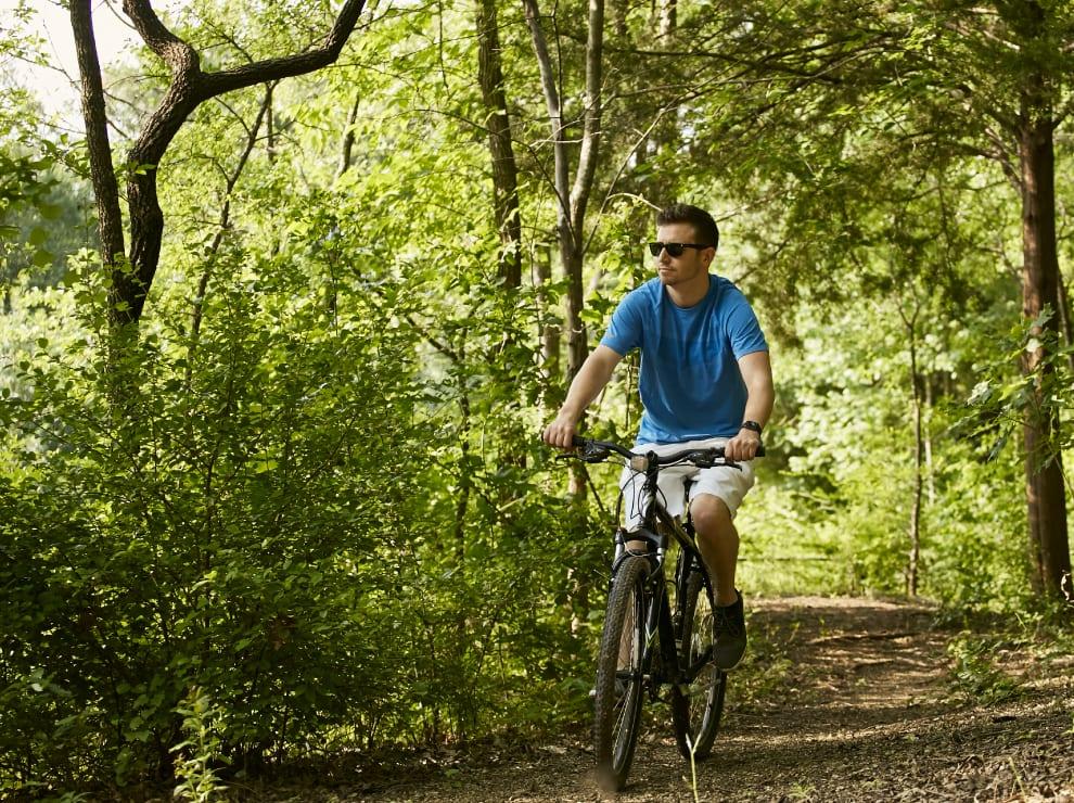 Hiking & Biking Trails