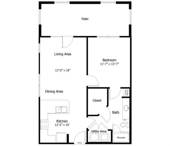 Floor Plan  4A2_SHOWER
