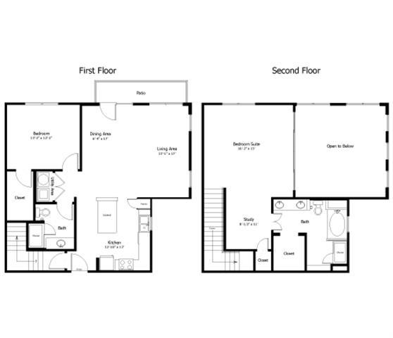 Floor Plan  4BL3