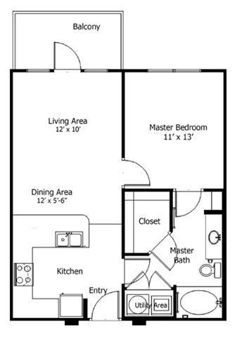 Floor Plan  5A4