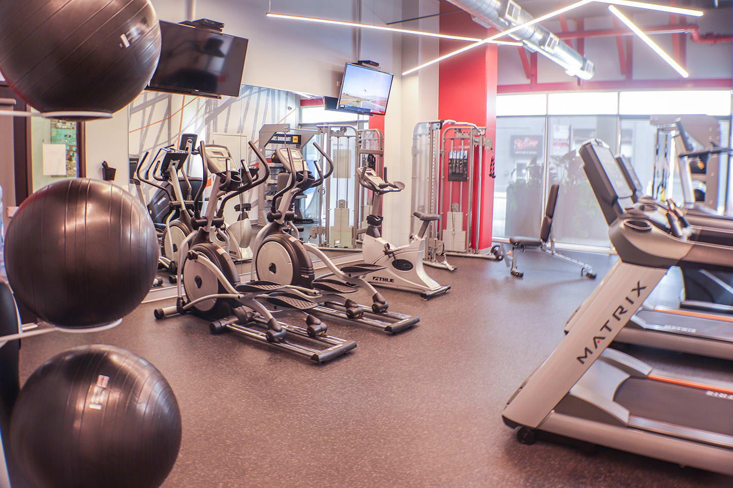 24/7 Fitness Center at 24 S Morgan