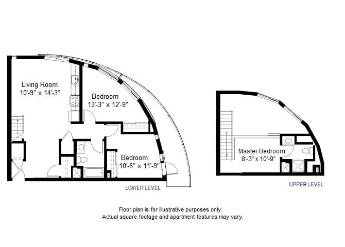 Floor Plan  C2 floor plan at Windsor at Dogpatch, CA, 94107, opens a dialog