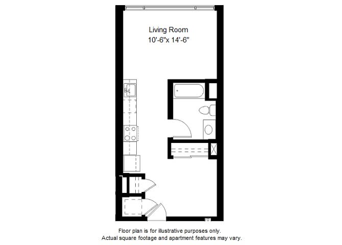 Floor Plan  S6 floor plans at Windsor at Dogpatch, San Francisco, California, opens a dialog