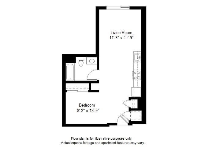 Floor Plan  Updated S9 floor plan at Windsor at Dogpatch, California, 94107, opens a dialog