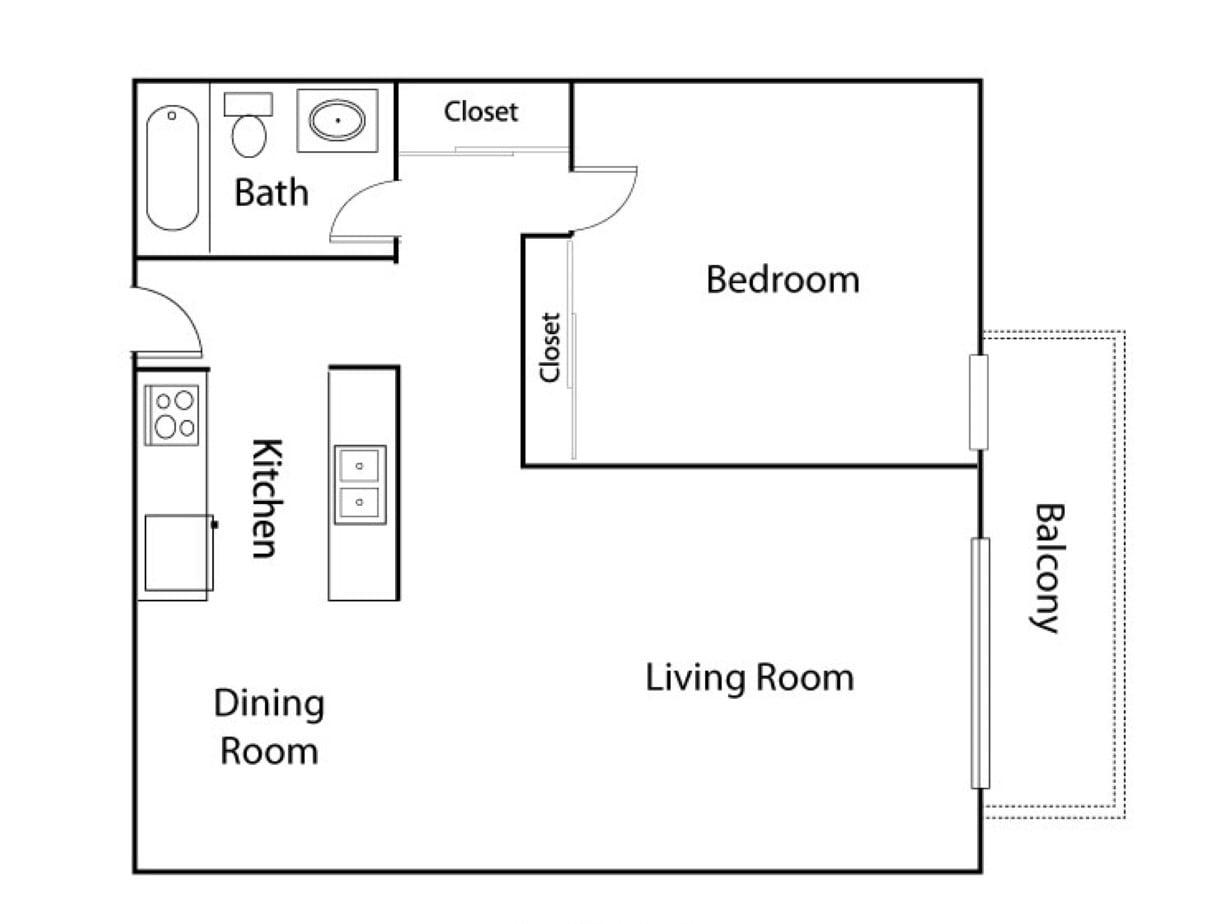 Floor Plan  Dakota