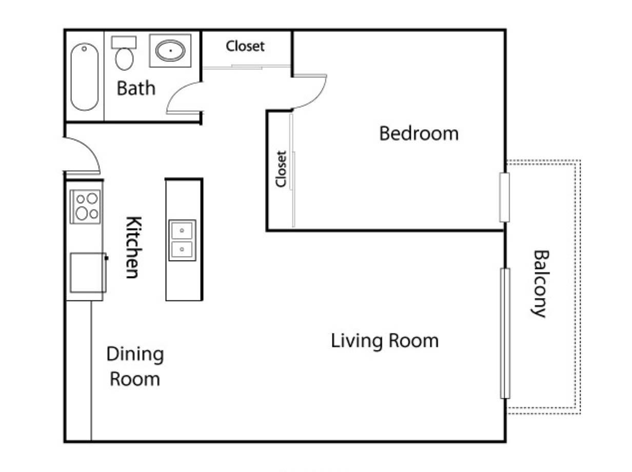Floor Plan  Knox