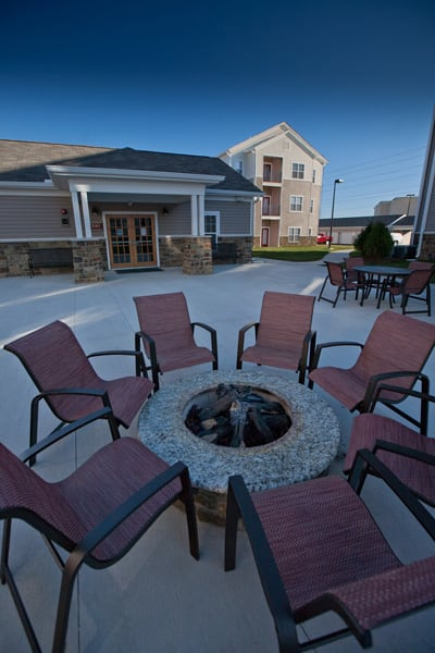 Upscale Grill and Outdoor Seating