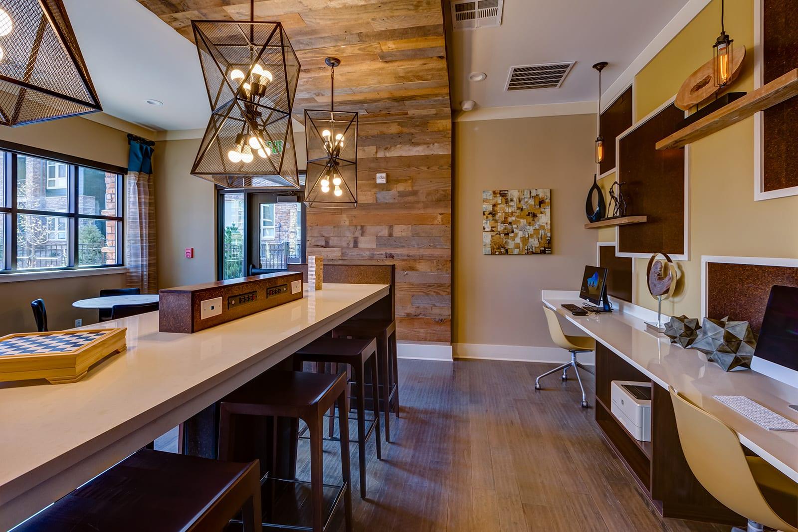 Internet Cafe at Windsor at Pinehurst, CO, 80235