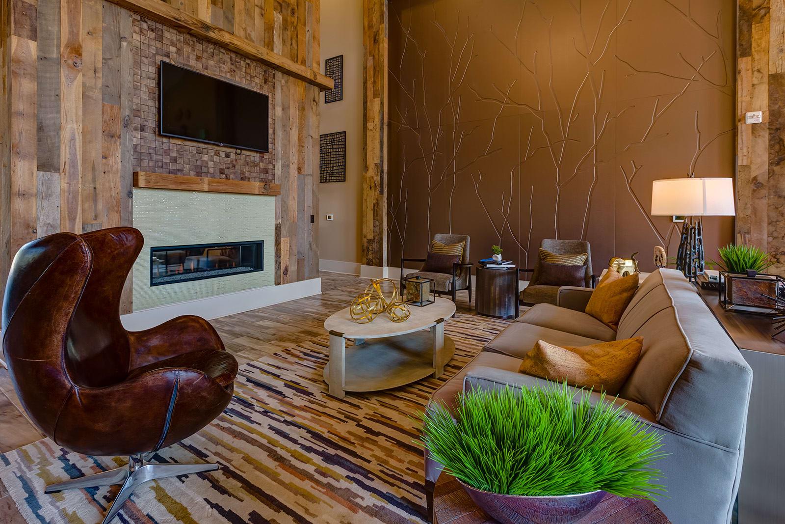 TV Seating at Windsor at Pinehurst, Lakewood, CO