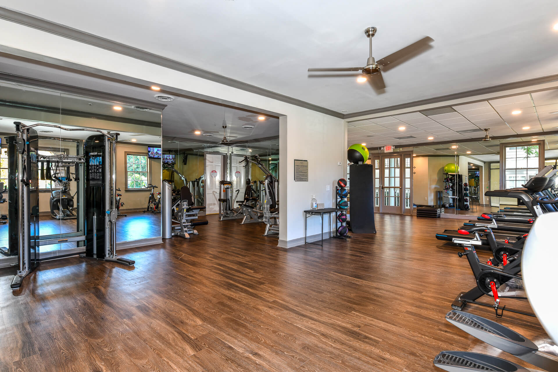Fitness Center Access, at Crestmark Apartment Homes, Lithia Springs, GA 30122
