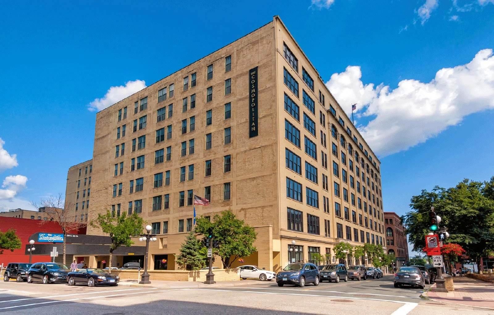 Cosmopolitan Apartments Apartments In Lowertown St Paul