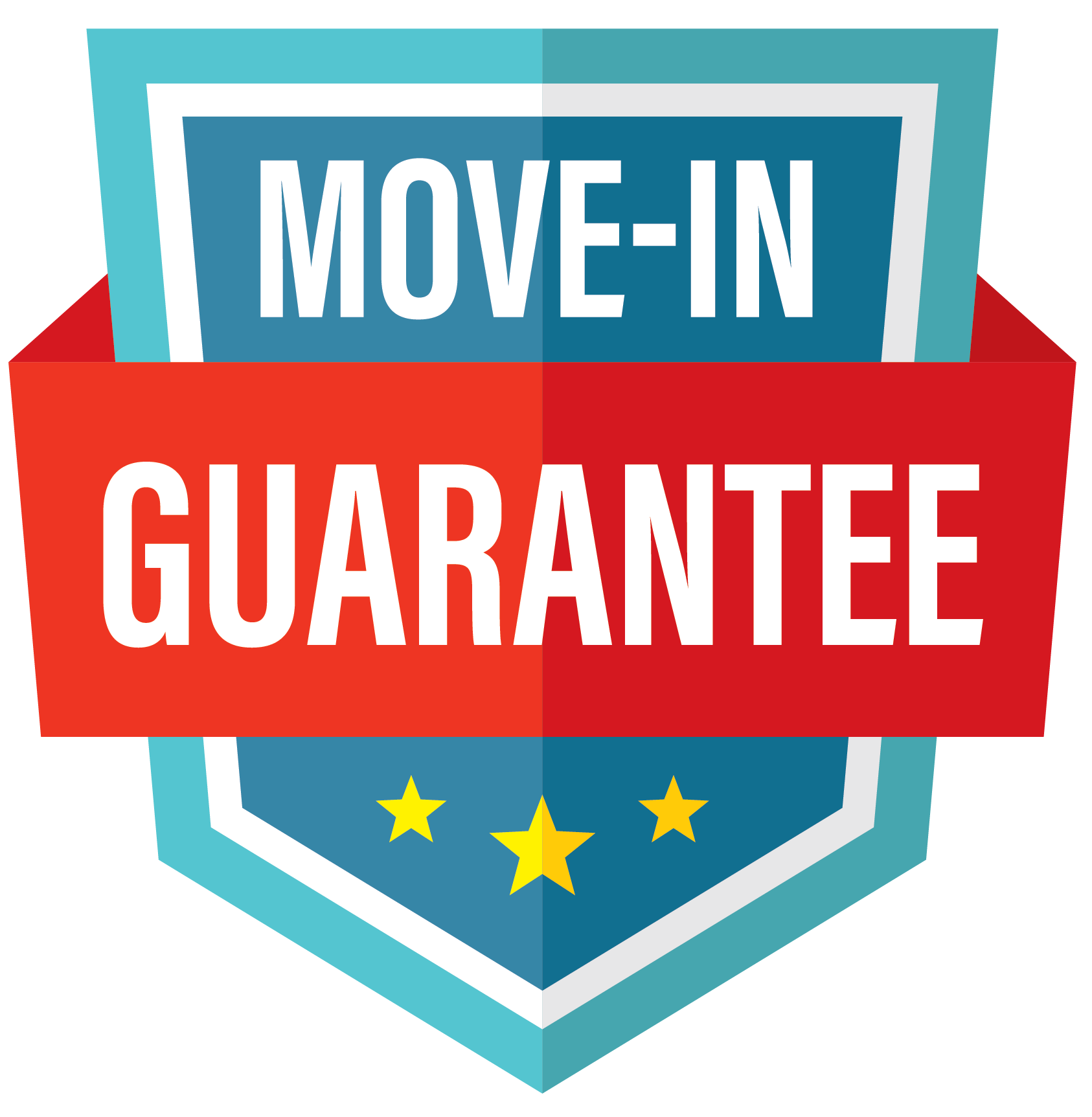 Our Move-In Guarantee Pledge to You