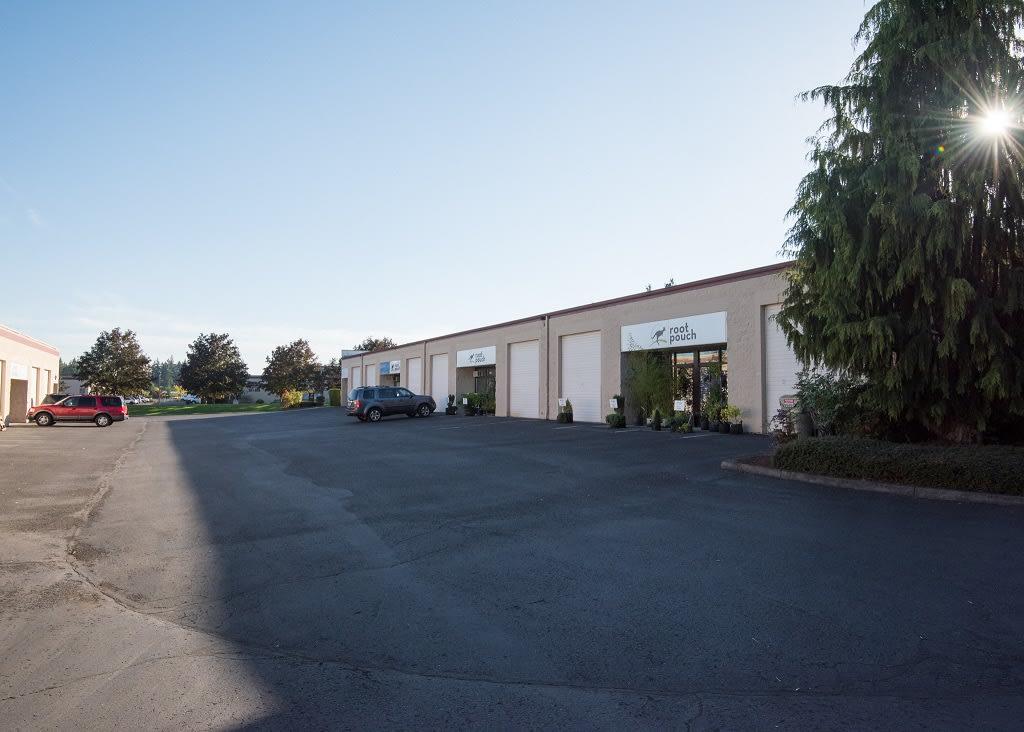 Cornelius Pass Business Park Parking Lot