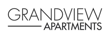 Grandview apartments logo