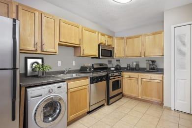 Classic Apartment_Kitchen