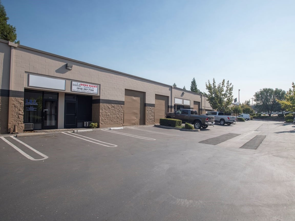 Roseville Business Park Business Exteriors