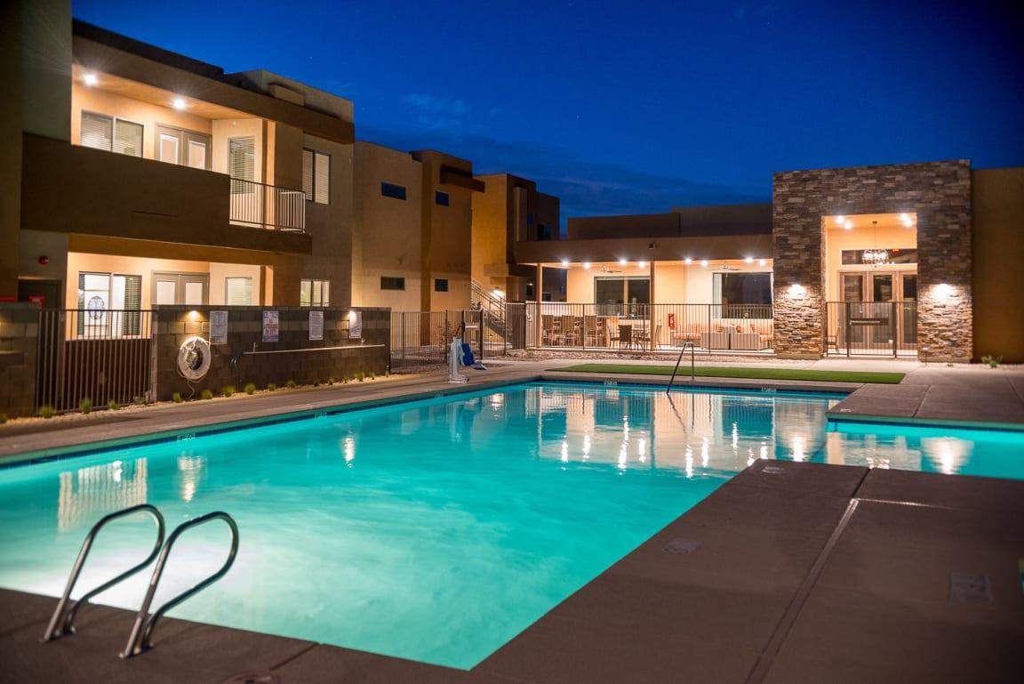 Pool | Pima Canyon