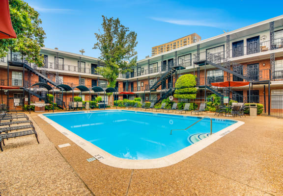 Luxury Apartment Homes Available at Allen House Apartments, 3433 West Dallas Street, Houston