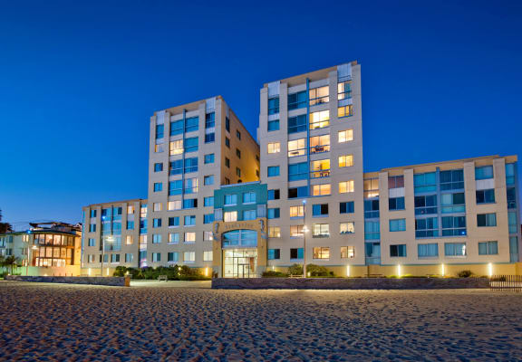 Luxury Apartment Homes Available at Sea Castle, 1725 Ocean Front Walk, Santa Monica