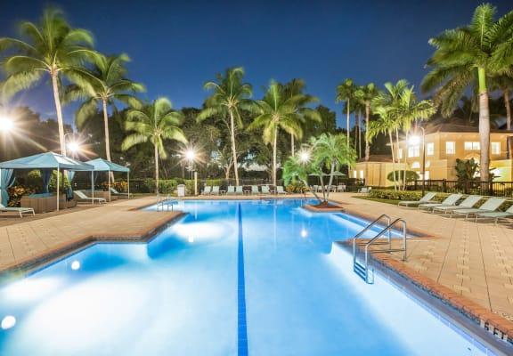 Resort-Style Pool at Windsor at Miramar, Miramar, 33027