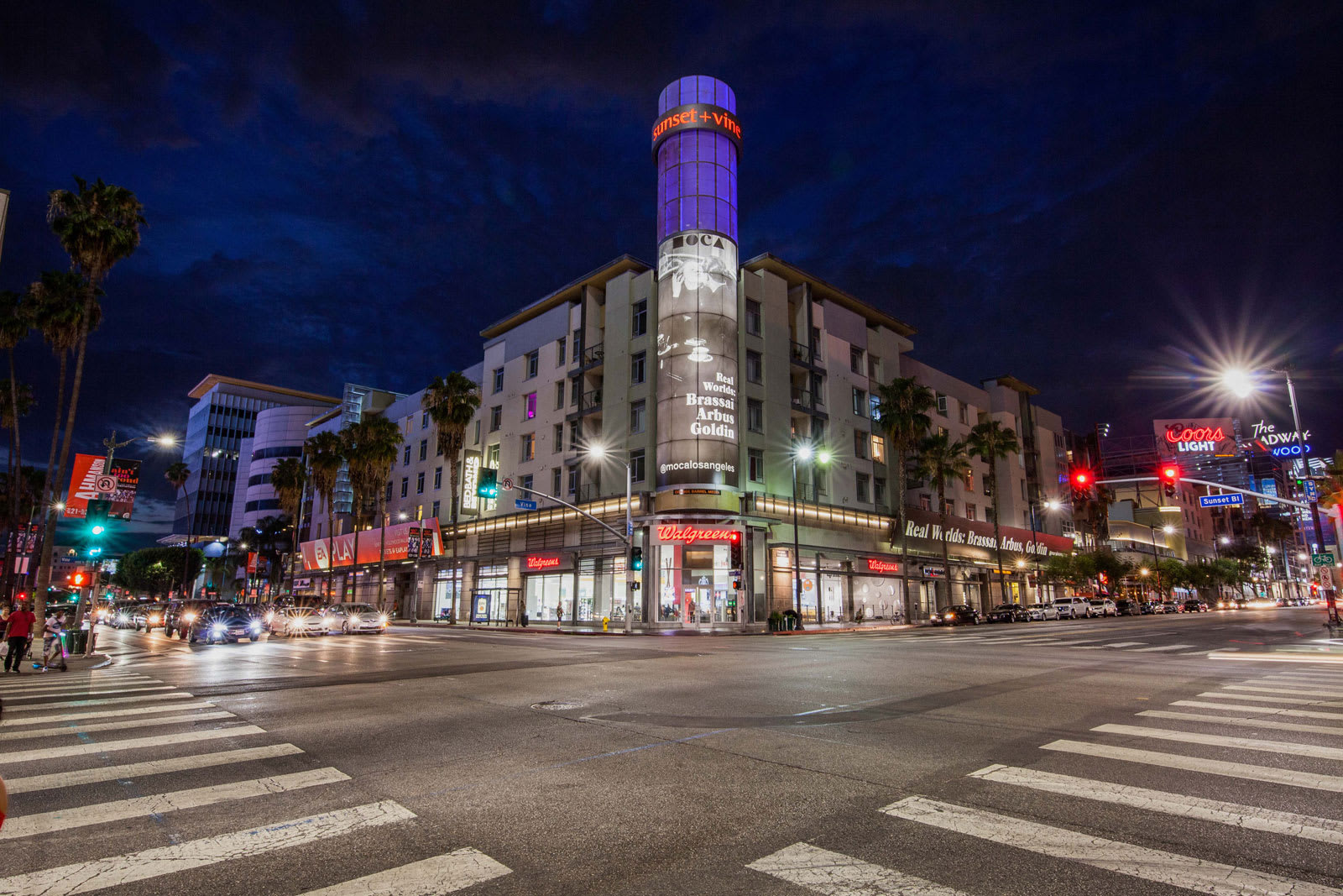 Luxury Apartment Homes Available at Sunset and Vine, 1555 Vine Street, Los Angeles