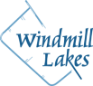 Logo for Windmill Lakes Apartments, Holland, Michigan