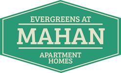 Evergreens at Mahan