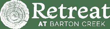 Retreat at Barton Creek Apartments White Logo