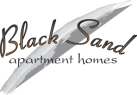 Logo for Black Sand Apartment Homes, Lincoln, NE, 68504