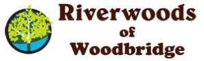 Riverwoods of Woodbridge apartments logo