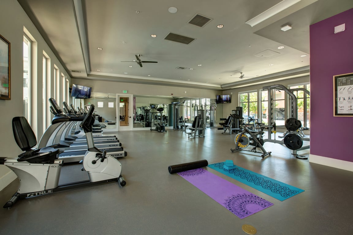 BDX at Capital Village | Fitness Center