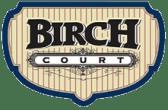 Birch Court Apartment Logo