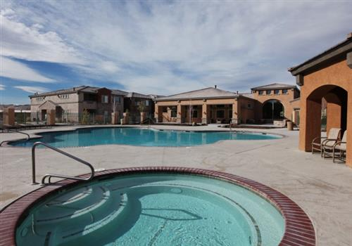 Pool and Apa l The Trails at Pioneer Meadows Apartments in Sparks NV