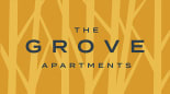 The Grove Apartments Orange Logo